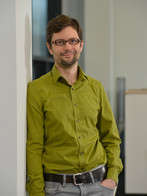 Professor Dr. Philipp Cimiano heads the CITEC research group Semantic Databanks. Photo: CITEC/Bielefeld University