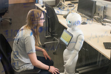 """Robots have long been established in industry. This is still not the case in private life,"" says Professor Dr. Friederike Eyssel, of the Cluster of Excellence Cognitive Interaction Technology (CITEC). ""We already use many technical assistants, which help us in our daily living or provide support for"