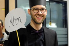Hendrik Buschmeier successfully completed his dissertation